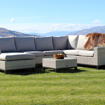 NZ outdoor furniture - Winchester U-Sofa