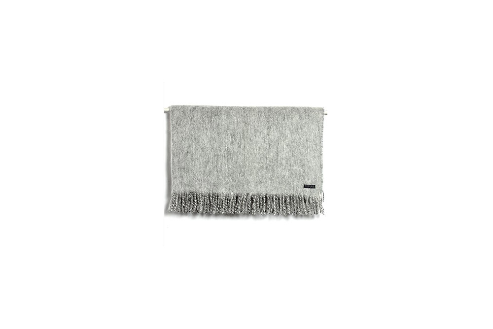 Foxford Mohair Wool - Silver, Outdoor Furniture accessories NZ