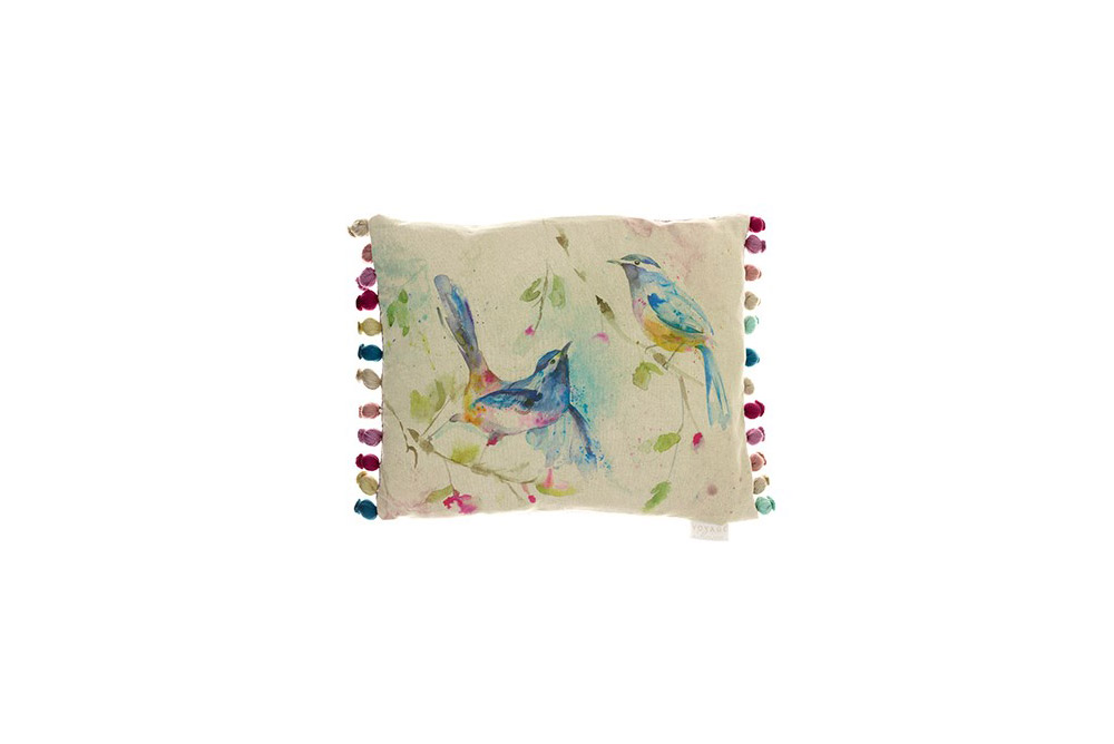 Voyage Maison - Dancing Birds Cushion, Outdoor Furniture accessories NZ