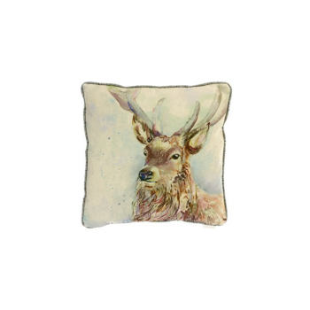 Voyage Maison - Wallace Stag Cushion - Outdoor Furniture accessories NZ