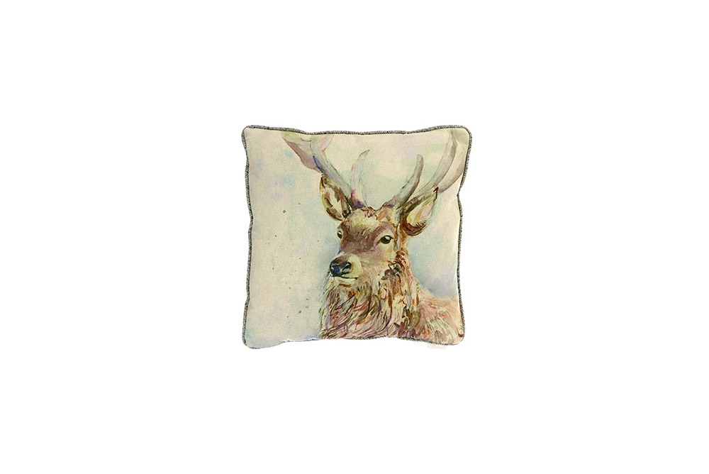 Voyage Maison - Wallace Stag Cushion